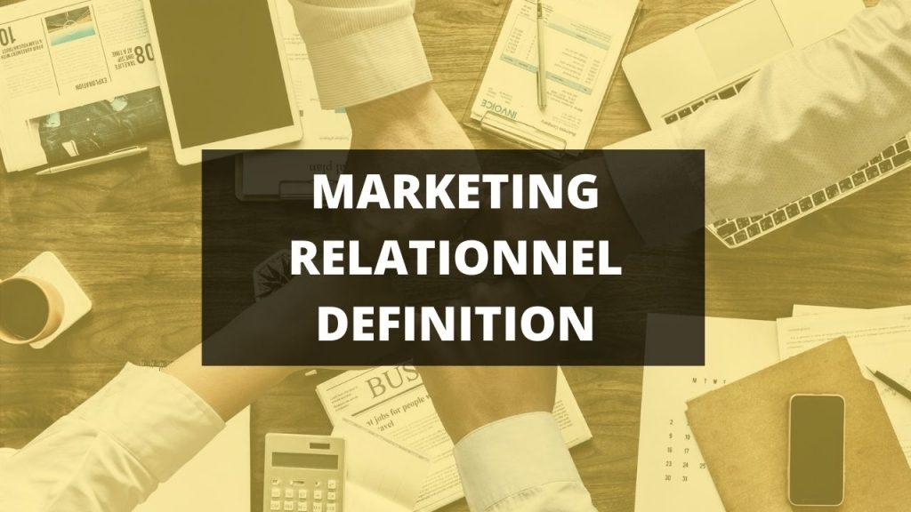 Marketing relationnel definition banner